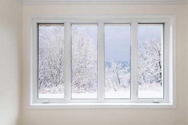Устранение продувания окна