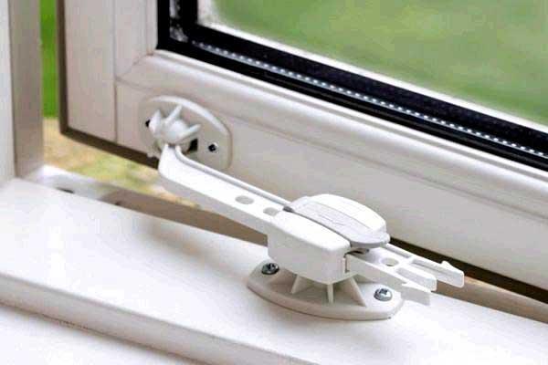 Защита на окнах от детей